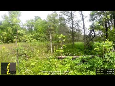 Upper Fox Headwaters State Natural Area - Zinke Lake Unit