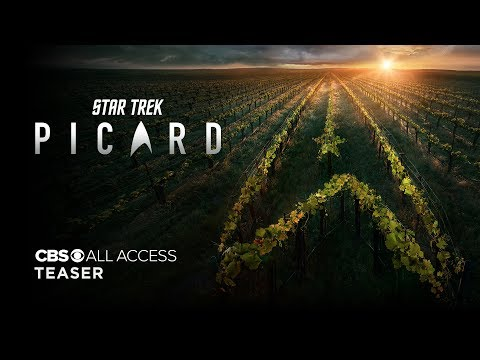 Patrick Stewart Reprises His Role as Jean-Luc Picard in 'Star Trek: Picard'