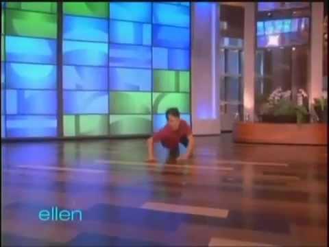 D-Trix on Ellen Show