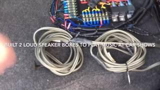 2013 dodge avenger ds18 car audio build