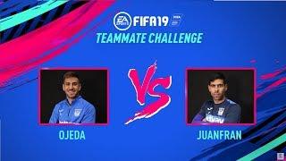 Teammate Challenge: Dani Ojeda vs Juanfran