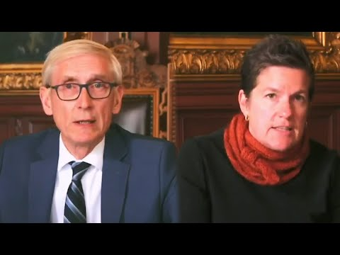 Gov. Evers Extends the .Safer At Home. Order