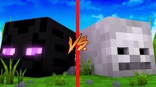 Enderman vs. Skelett 💀