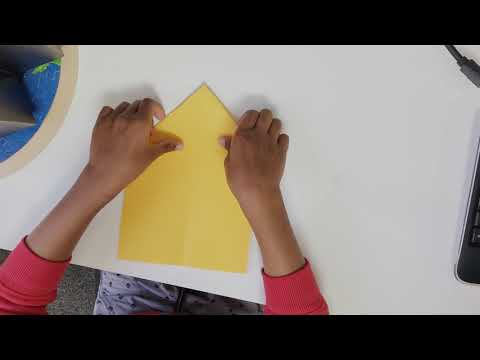 How to make a super fast ultimate paper plane