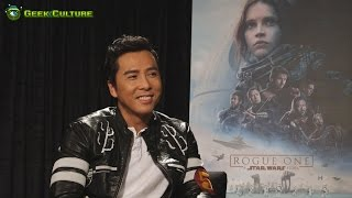 Exclusive: Star Wars Rogue One - Donnie Yen VS 10 Stormtroopers