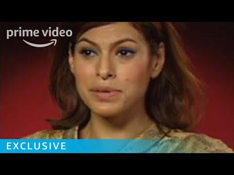 Stunning Eva Mendes on Scarlett Johansson | The Spirit | Amazon Prime Video