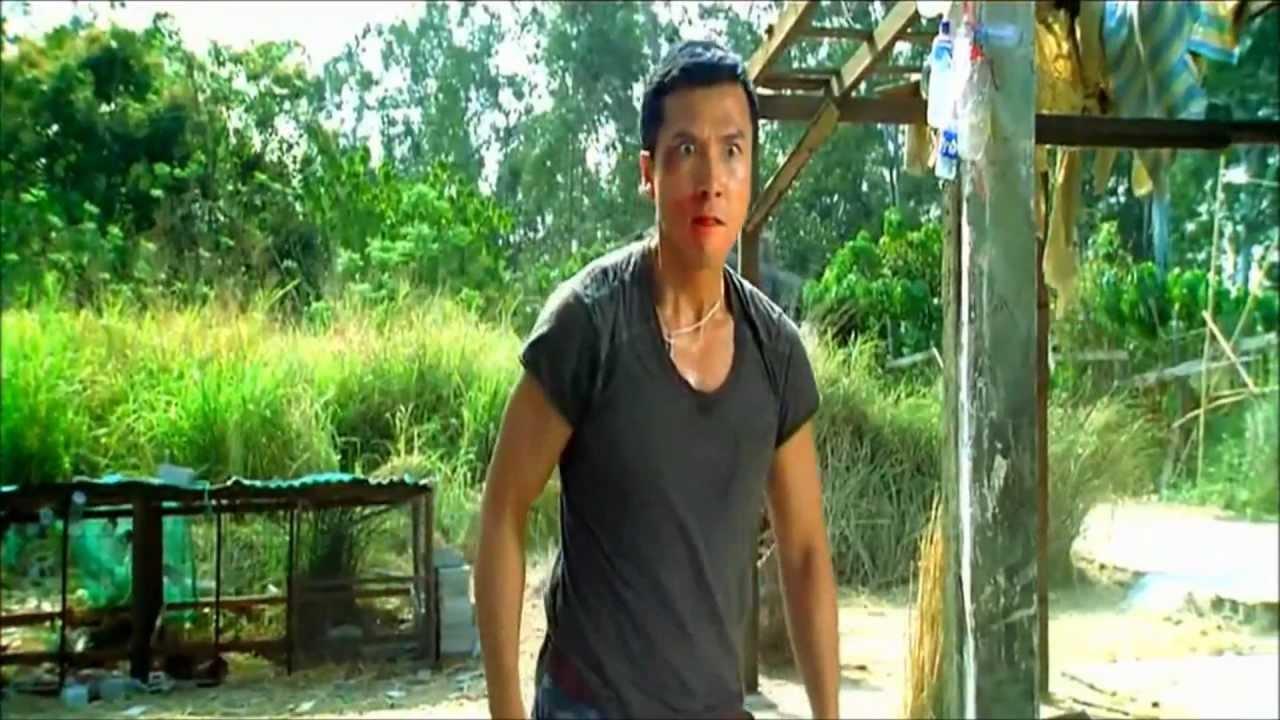 Flash Point - Donnie Yen vs Collin Chou ( Masterplan ...