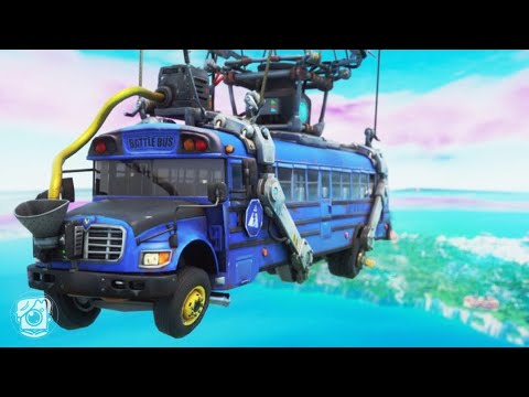 Don't Thank The Bus Driver - Fortnite ( EASY )