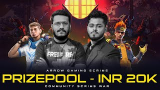 Arrow Gaming Grand Fiฑals - Powered by Game.tv | India's #1 Mobile Esports Platform