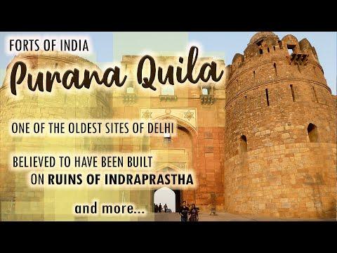 Forts Of India - Purana Qila - Ep # 20