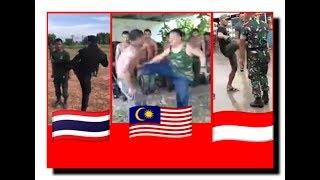 Hukuman bagi tentera Thailand vs Malaysia vs Indonesia mana lagi sakit?