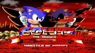 Sonic the Hedgehog: Monster of Mobius - Sonic vs Sonic.exe - Let's Play