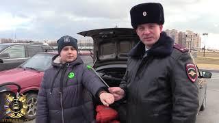 Лайфхак от командира спецроты ДПС города Ставрополя