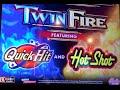 Twin Fire Slot Machine- DEMO-NEW SLOT-Bally Technologies