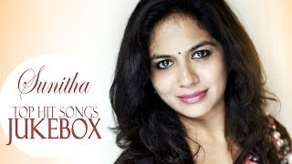 Singer Sunitha Hit Songs || Jukebox