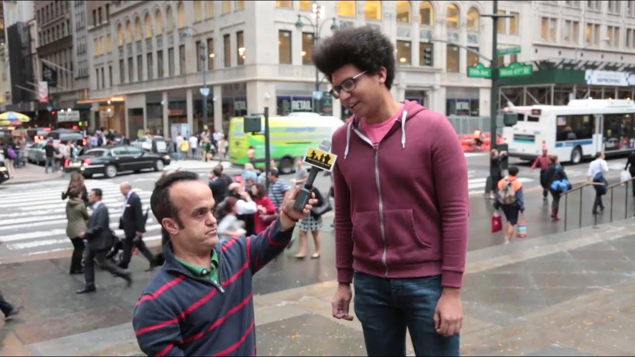 """""""Little Man on the Street"""" with Aaron Beelner"""