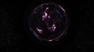 Interstellar - The Wormhole Scene