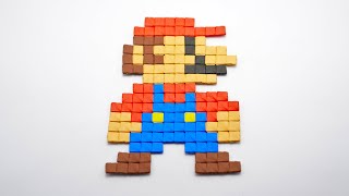 ORIGAMI PIXELS (Jo Nakashima) - Pixel Art
