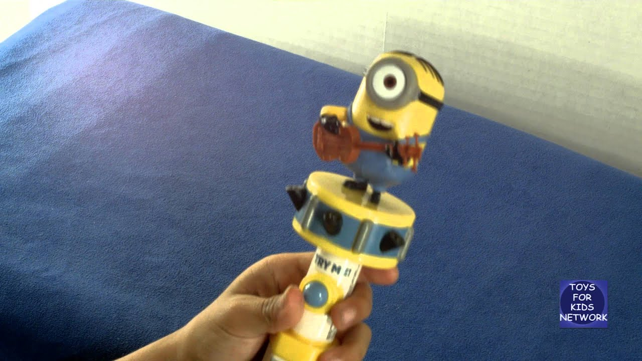 MINIONS SINGING SONG BANANA CANDY New Toys For Kids