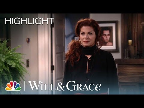 Noah Tells Grace He Loves Her - Will & Grace (Episode Highlight)