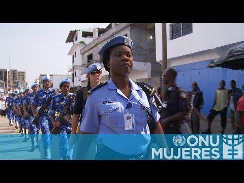 ?Por qué son importantes las mujeres en el mantenimiento de la paz?  - 17:23-2018 / 5 / 19