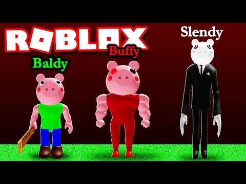 15 NEW Piggy Characters That Dont Exist In PIGGY In Roblox!