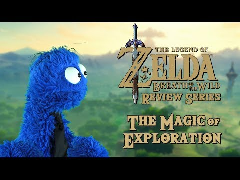 The Magic of Exploration │ Breath of the Wild Review Series (Introduction)