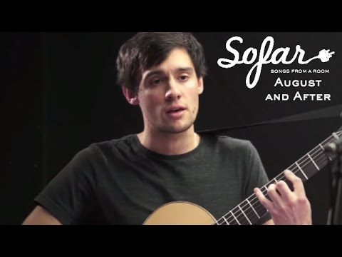 August and After - Vancouver Waves | Sofar Milan