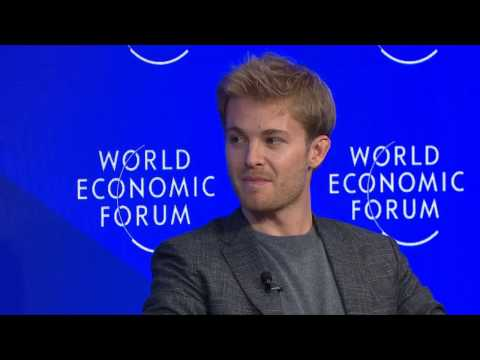 Davos 2017 - An Insight, An Idea with Nico Rosberg