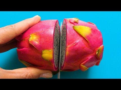 ٢٩ طريقة لتقطيع الفاكهة وتقشيرها كالمحترفين