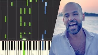 3 Daqat [Piano tutorial] Abu Ft. Yousra ثلاث دقات - أبو و يسرا