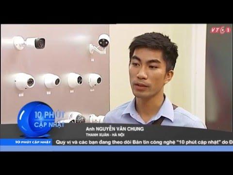 VTC - Phỏng Vấn Thế Giới Thiết Bị An Ninh
