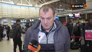 Загорчич: Тасевски и Ради Кирилов ще се присъединят към отбора в Турция