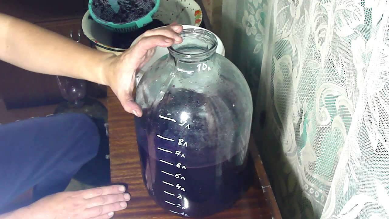 Правильное изготовление вина в домашних условиях