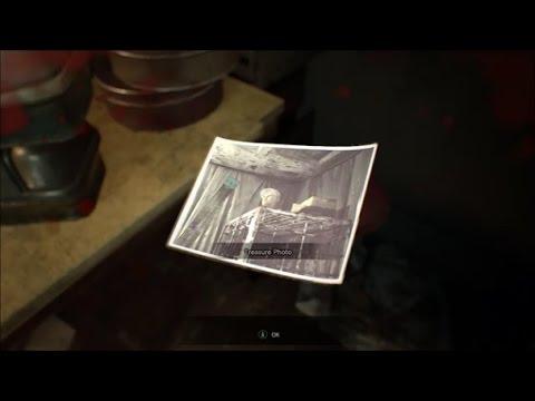 Resident Evil 7: Biohazard - Treasure Photo #3 Location (Repair Kit)