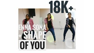 Enna Sona+Shape of You - Dance - Amdocs Got Talent : Audition round