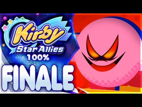 SOUL MELTER! The Ultimate Choice HARDEST DIFFICULTY Boss Rush! Kirby Star Allies FINALE!