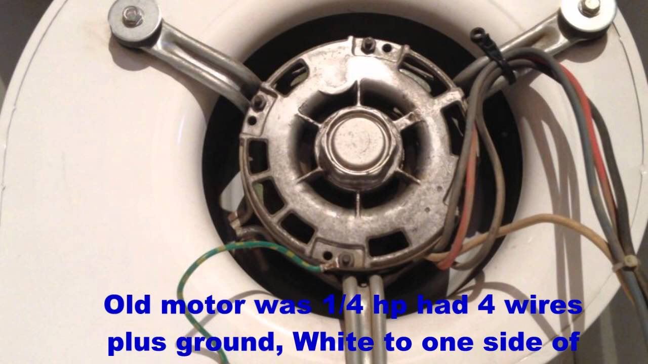 What a bad bearing in a blower motor can sound like youtube for Bad blower motor symptoms in hvac