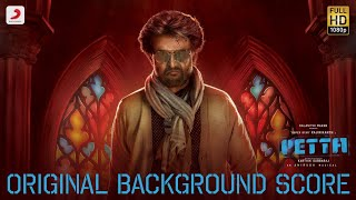 Petta - BGM (Original Background Score)  Superstar Rajinikanth | Anirudh Ravichander