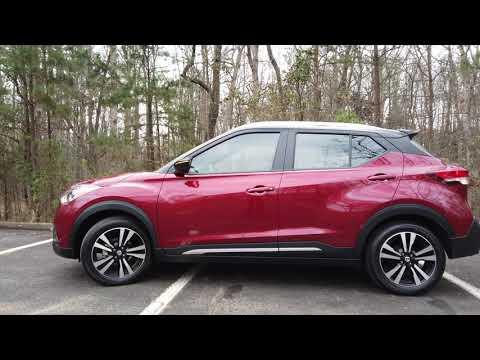 2018 Nissan Kicks SR CVT Quick Look