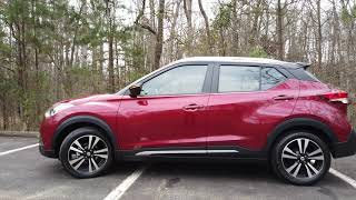 2018 Nissan Kicks SR CVT Quick Look