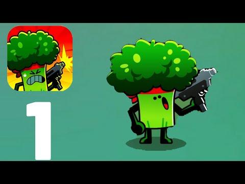 Food Gang Gameplay (ios,Android)
