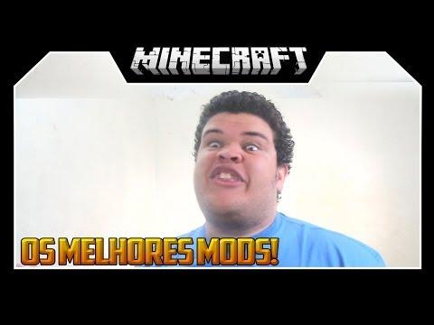TOP 3 - MELHORES MODS JÁ CRIADOS! ‹ Minecraft ›