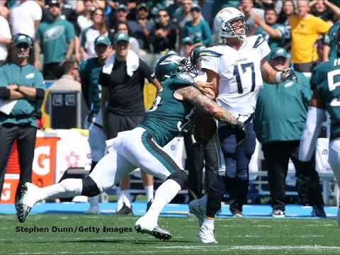 John McMullen talks Ronald Darby return from injury, preparations for Redskins, and latest NFL news