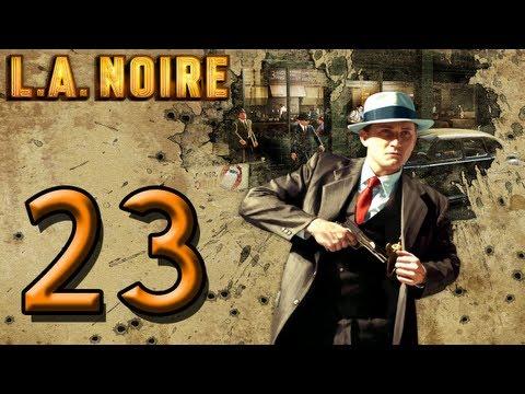 Let's Play LA Noire [HD] Part 23: Random Crime