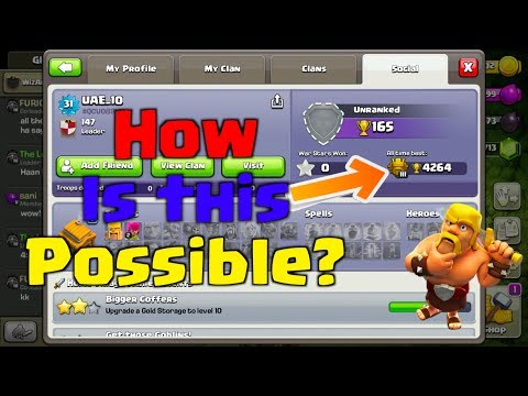 5 Mysterious Players in Clash of Clans...Find Out the Mystery 😰 (Hindi)
