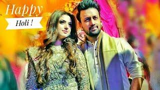 Main rang sharbaton ka | Atif Aslam & Sara |