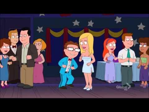 American Dad - Stan Twerking