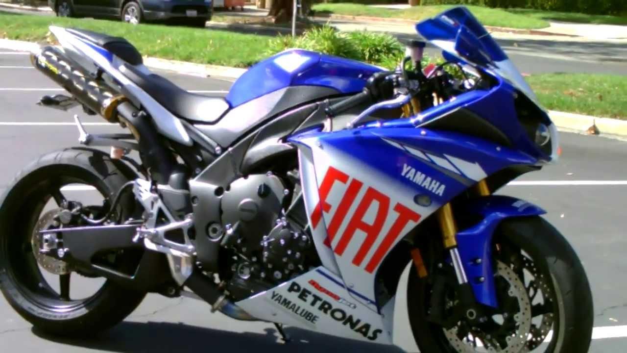 contra costa powersports used 2010 yamaha yzf r1 le rossi signature ed 1000cc superbike motorcycle youtube [ 1280 x 720 Pixel ]