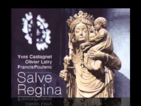 Salve Regina - Olivier Latry ...  Jonathan Holmes  at Ewell's Willis organ